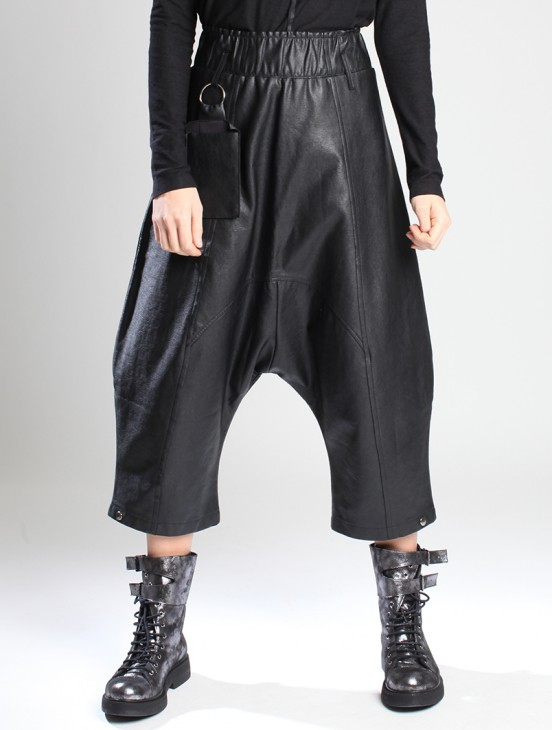 LOW CROTCH TROUSERS